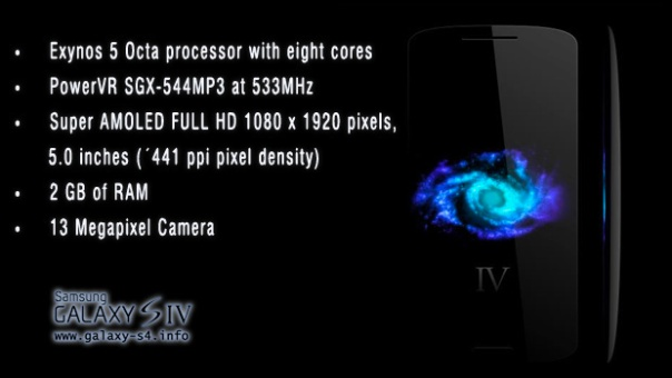 Samsung-Galaxy-S4-Specifications